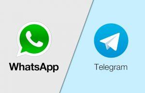 Telegram podría desplazar a WhatsApp. Aplicaciones para chatear.