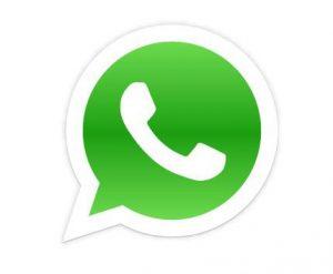 Varias caídas de WhatsApp en Mayo