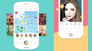 Descargar Candy Camera APK Gratis. App para editar fotos