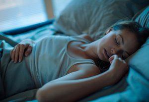 Dormir bien, aplicaciones para el control del sueño