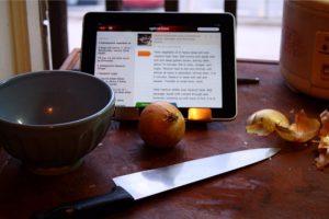 Aplicaciones para novatos en la cocina