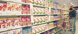 Aplicaciones para elegir alimentos más saludables