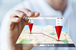 Cuidar datos personales en aplicaciones de transporte. Apps