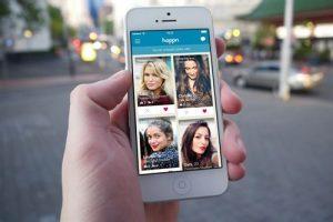 Aplicaciones para solteros. Apps
