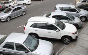 Aplicaciones para encontrar buen estacionamiento. Apps