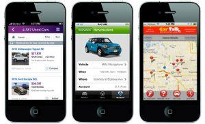 Aplicaciones para conducir mejor. Apps