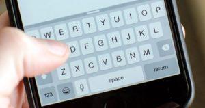 Aplicaciones para cambiar el estilo de letras en el teclado. Apps