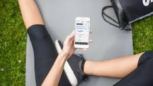 Aplicaciones para mantenerse en forma y entrenar en cualquier lugar