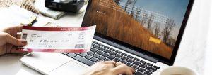 Aplicaciones para comprar pasajes de avión baratos. Vuelos apps