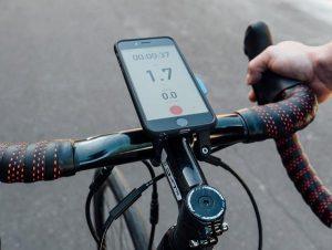 Aplicaciones para hacer cliclismo, deporte en bicicleta. Apps