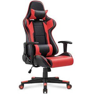 Una buena silla gaming es clave para una buena postura