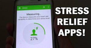 5 apps para relajarse en el menor tiempo posible. Aplicaciones