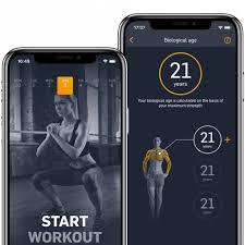 Aplicaciones para ganar masa muscular, tener músculos con dieta. Apps