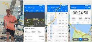 Aplicaciones para correr o caminar, Running apps.