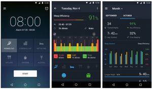 Aplicaciones que ayudan a tener una mejor calidad de sueño