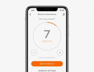 Aumentar la actividad física con aplicaciones. Apps