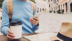 Aplicaciones para hacer una compra saludable. Apps