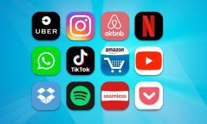 Las aplicaciones más descargadas en tiempos de cuarentena. Apps