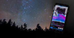 Aplicaciones para admirar las estrellas, constelaciones y estrellas. Apps