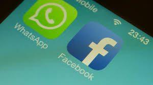 Facebook y WhatsApp podrían vincularse mediante sus aplicaciones