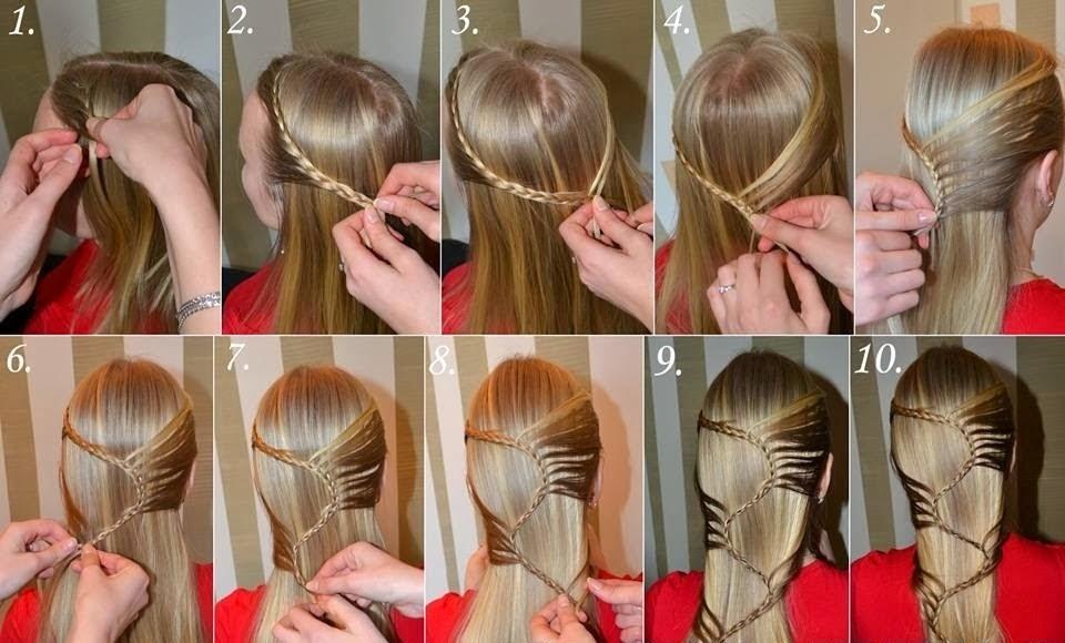 Como dar a los cabellos el matiz dorado por los medios públicos