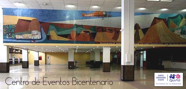 centro de convenciones bicentenario