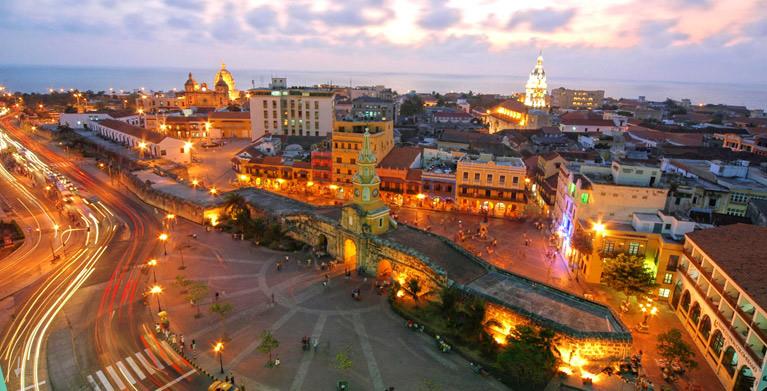 colombia ecuador peru crecimiento turistico