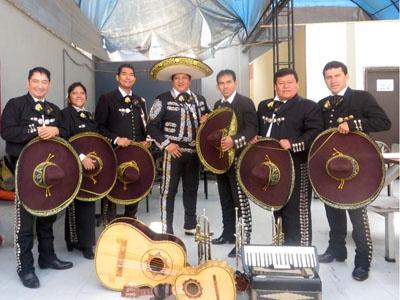 contratar grupo de mariachis en lima peru