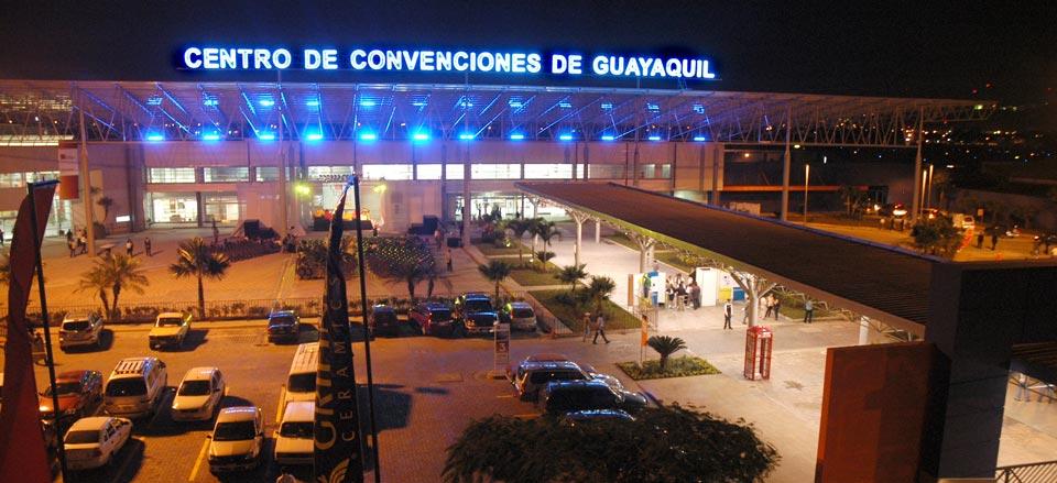 turismo convenciones negocios guayaquil