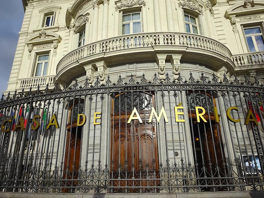 Invest Ecuador Tourism Casa América de Madrid