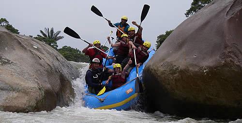 rafting deportes extremos areas protegidas ecuador