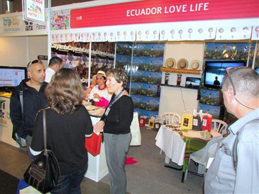 Feria Internacional de Turismo del Mediterráneo de Israel ecuador