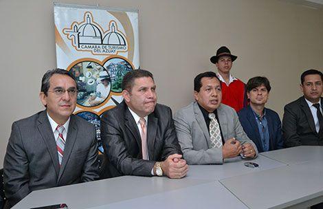 asamblea turismo gualaceo ecuador