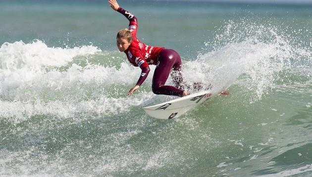 Copa Internacional Femenina QS de surf