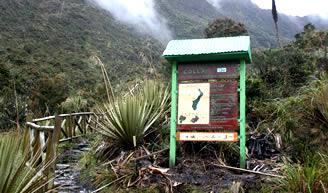Bosque Protector Collay Chordeleg turismo ecuador