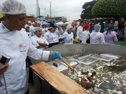 feria gastronomica turismo cangrejo ecuador