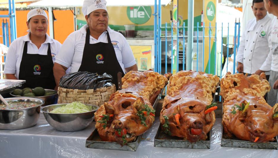 mundial del hornado guayas guayaquil ecuador