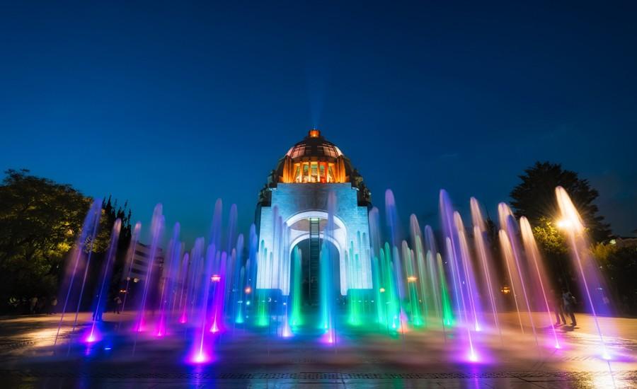 ciudad de mexico turismo hoteles restaurantes