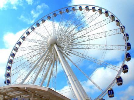la perla rueda moscovita malecon 2000 precios horarios turistas