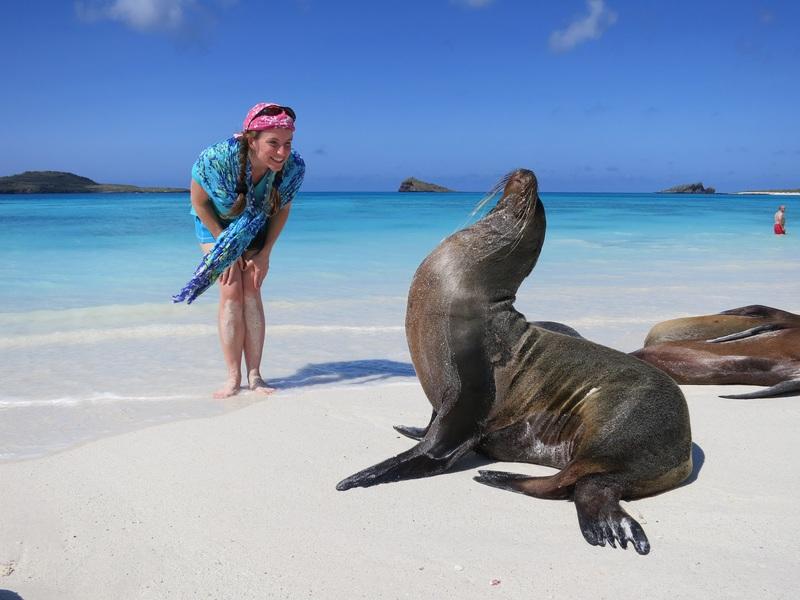 islas galapagos cambio climatico microcosmos turismo