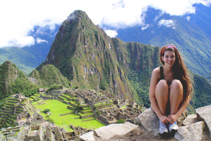 turistas internacionales llegan a peru ecuador