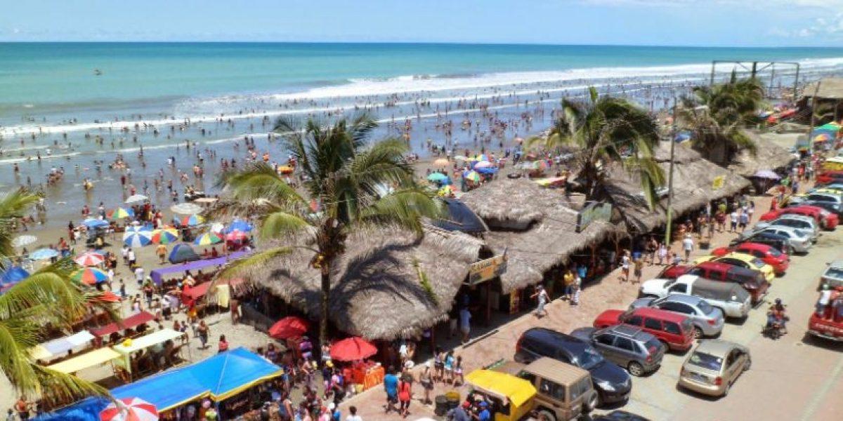 carnaval turismo ecuador 2017 turistas