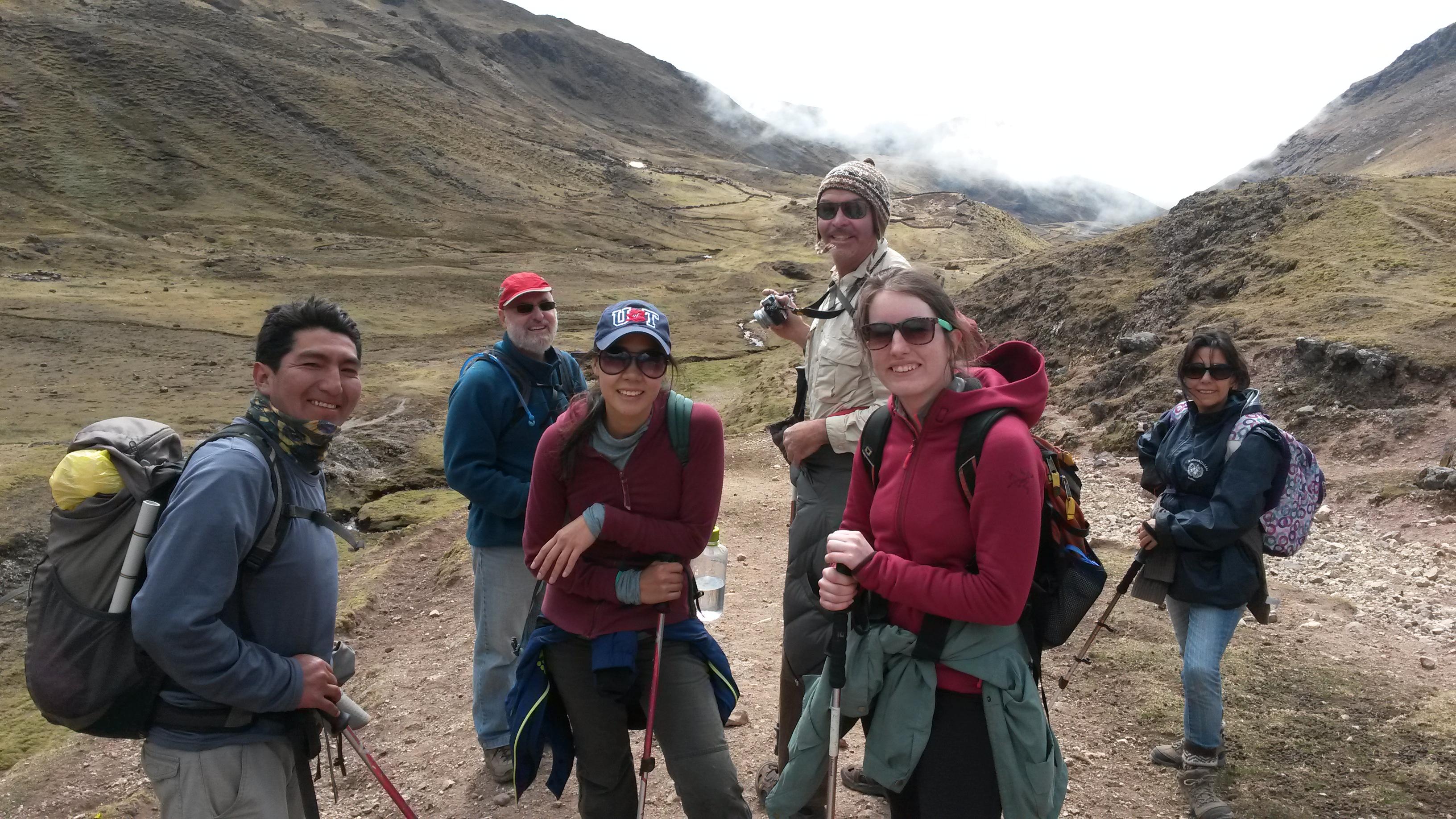 ecuador bolivia turismo Qhapaq Nan