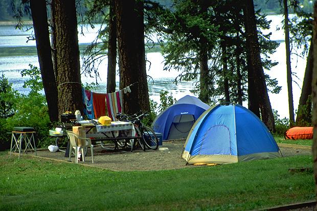 Camping y excursiones en Pucón Chile