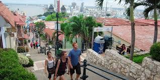 Aumenta la llegada de turistas extranjeros a Ecuador 2017