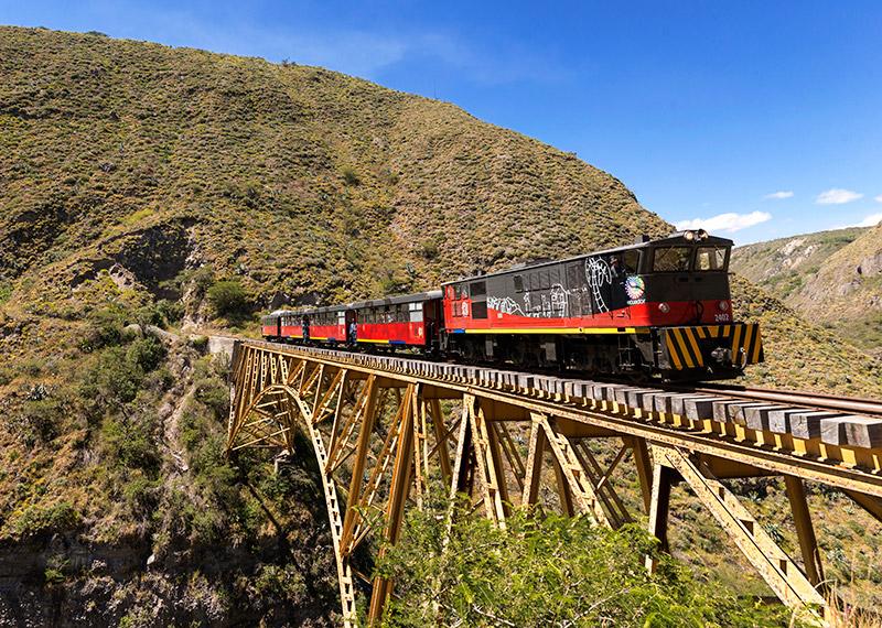 La ruta de los volcanes Chimborazo, Cotopaxi. Turismo en Ecuador