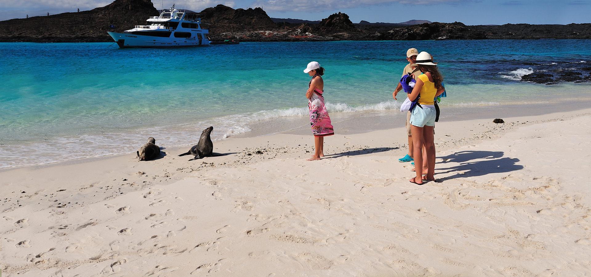 Paquetes de viajes baratos a las Islas Galápagos gracias al Mintur. Ministerio de Turismo del Ecuador