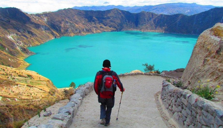 Turismo barato en Ecuador viajar con poco dinero. Vacaciones