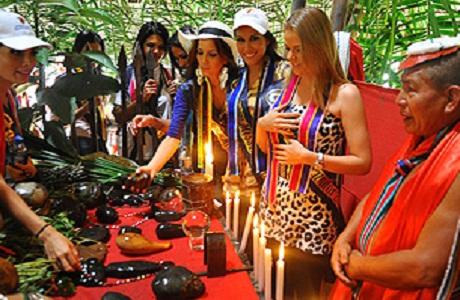 Santo Domingo busca atraer turistas. Ecuador
