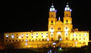 Santuario Convento Franciscano turismo religioso en el Ecuador